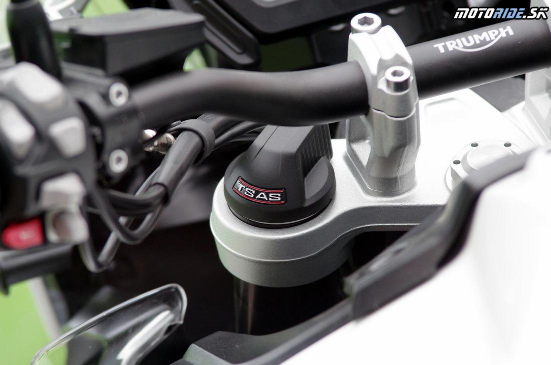 Nenápadný fešák Triumph Tiger 1200 XRT 2018 dáva dole ostrieľaných konkurentov