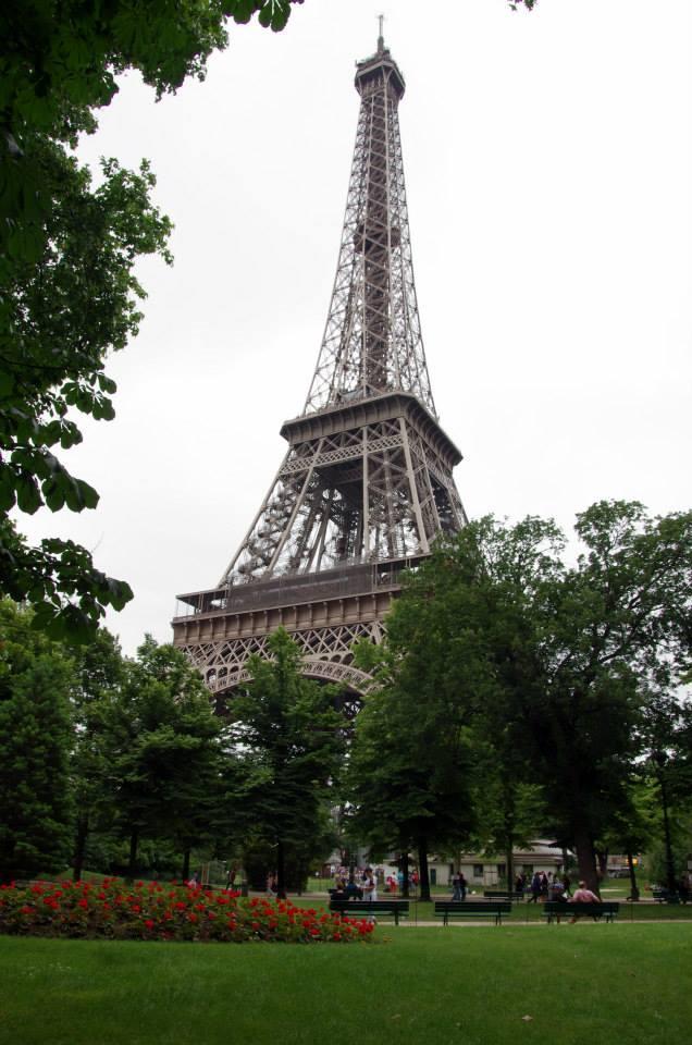 Eiffelova veža, Francúzsko - Bod záujmu