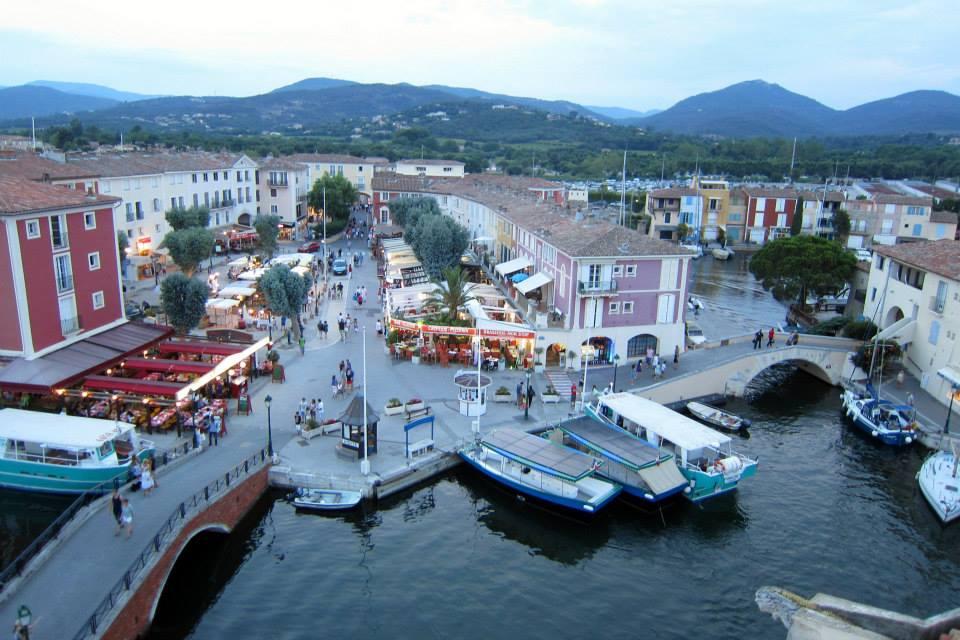 Marina de port Grimaud, Francúzsko - Bod záujmu