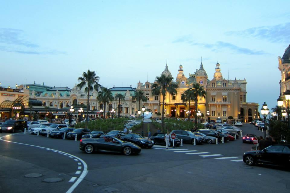 Casino - Monako, mestský okruh F1, Monako - Bod záujmu
