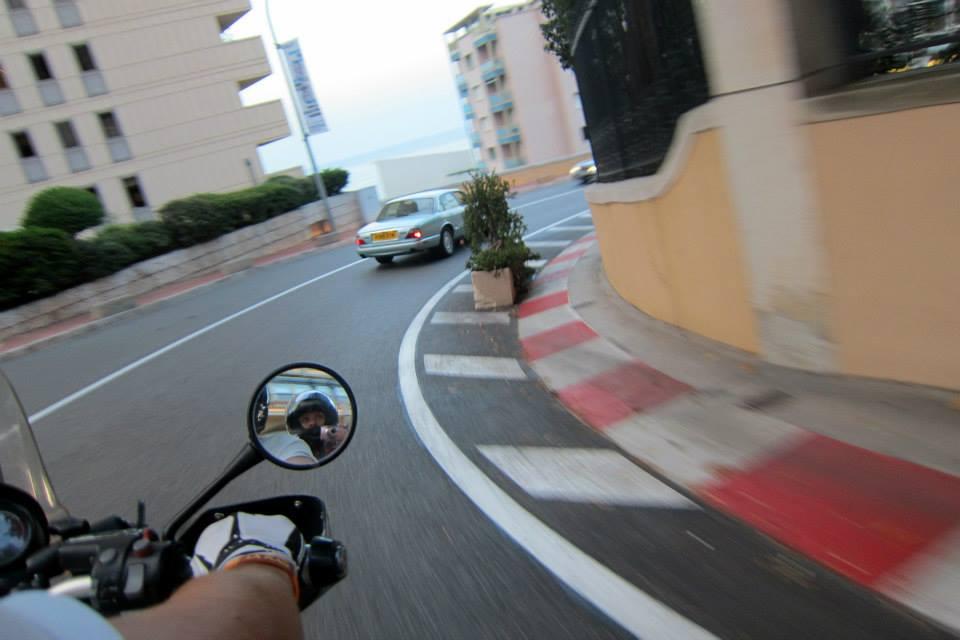 Monako, mestský okruh F1, Monako - Bod záujmu