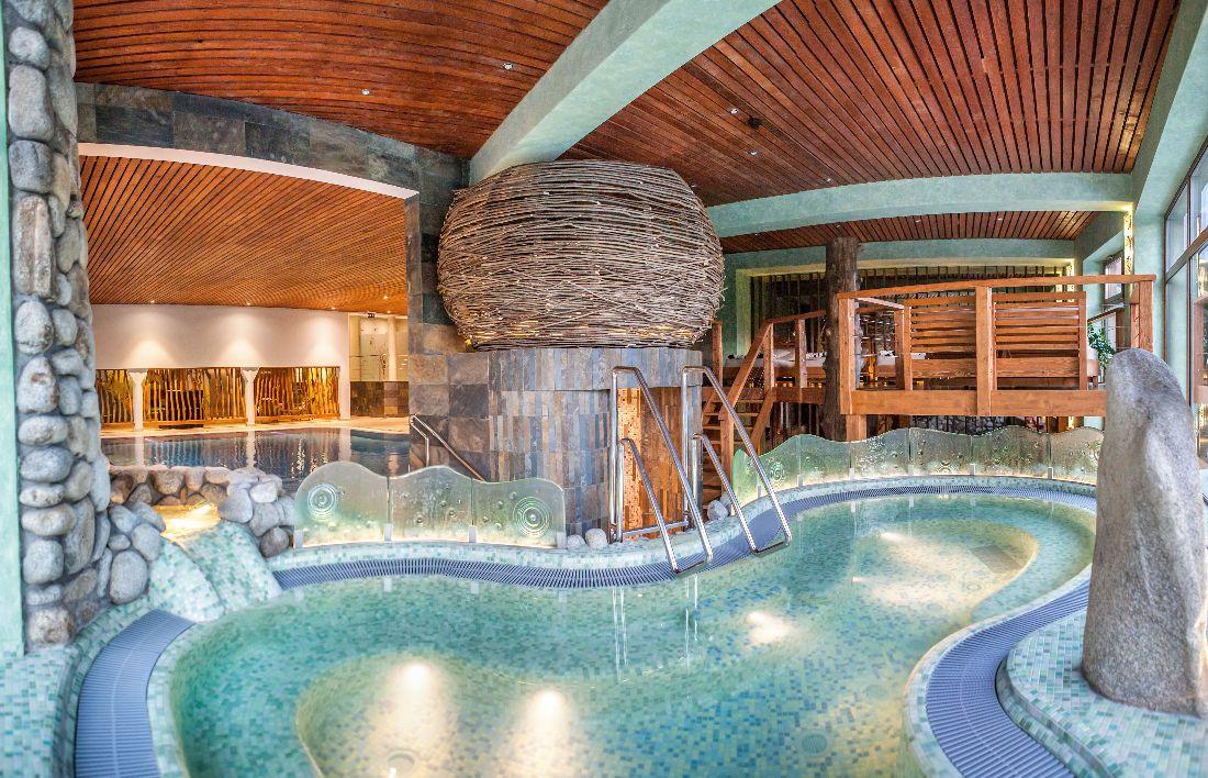 Aqua Kids panorama - Hotel Partizán**** Tále, Slovensko