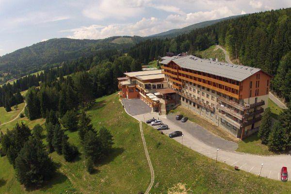 Hotel Partizán**** Tále, Slovensko