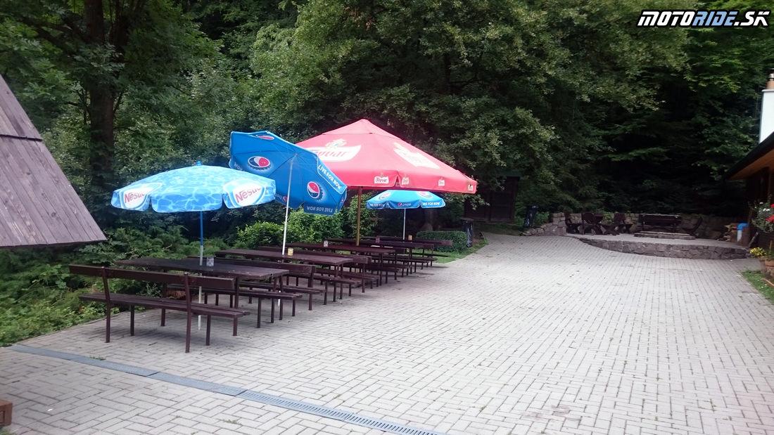 Terasa - Chata pod Končitou, Kamenec pod Vtáčnikom