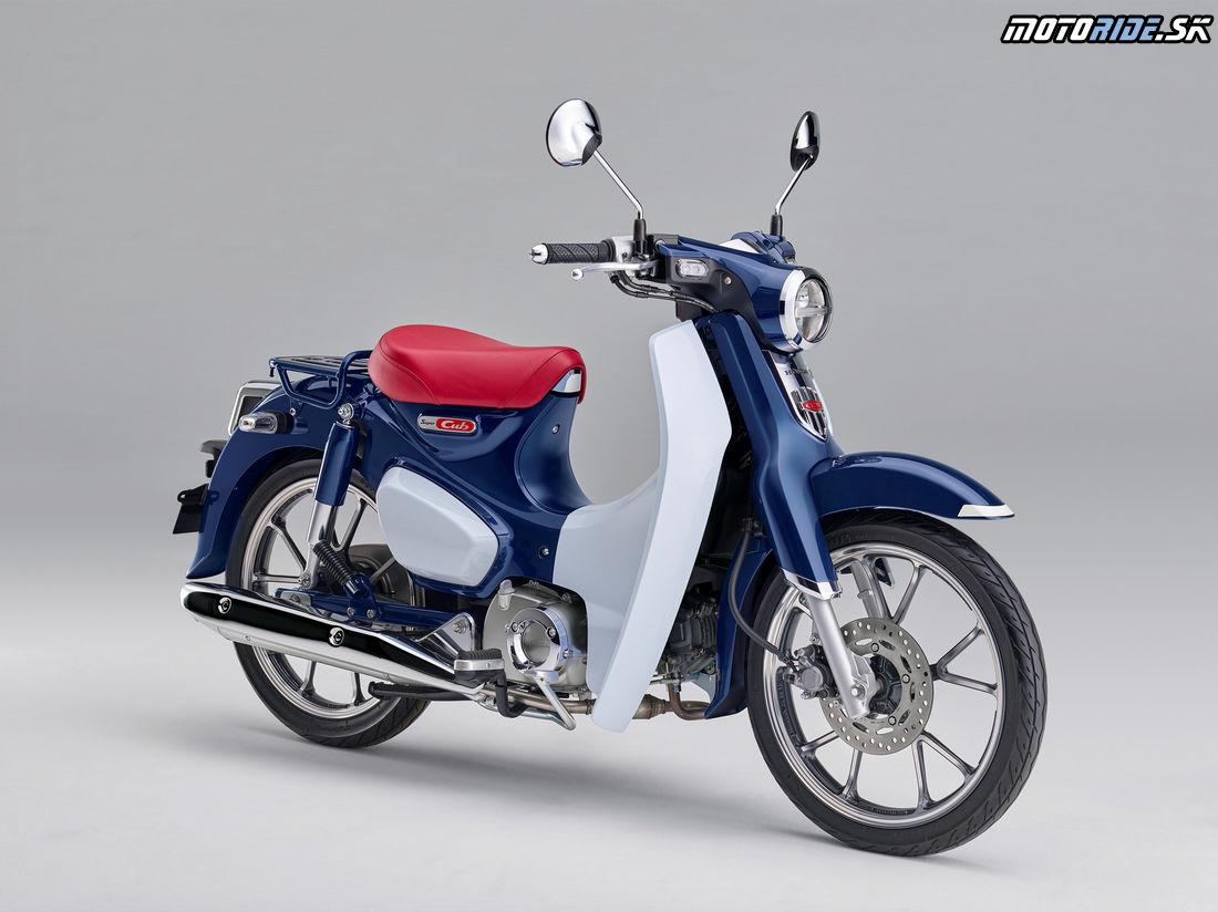Honda Super Cub C125 2019
