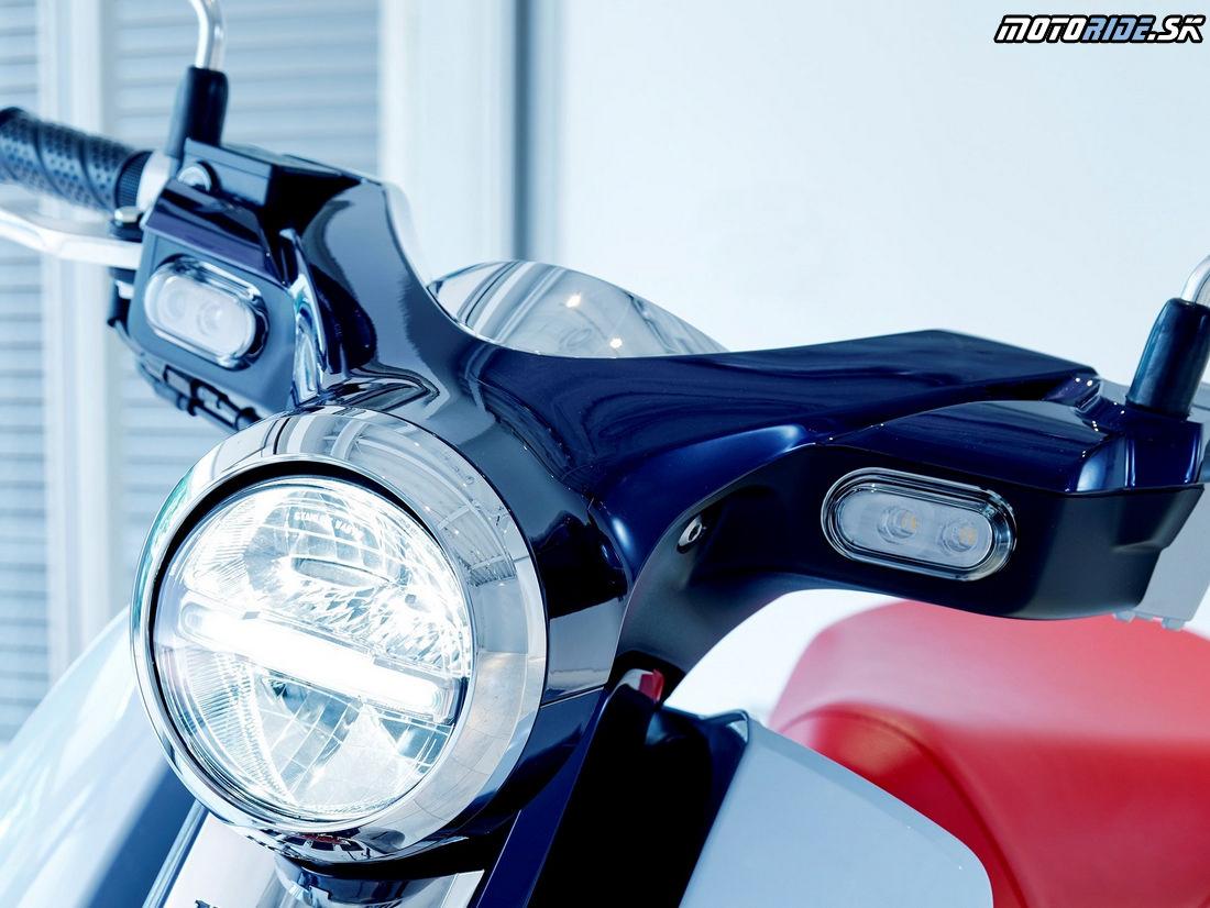 Honda Super Cub C125 2019 - LED osvetlenie