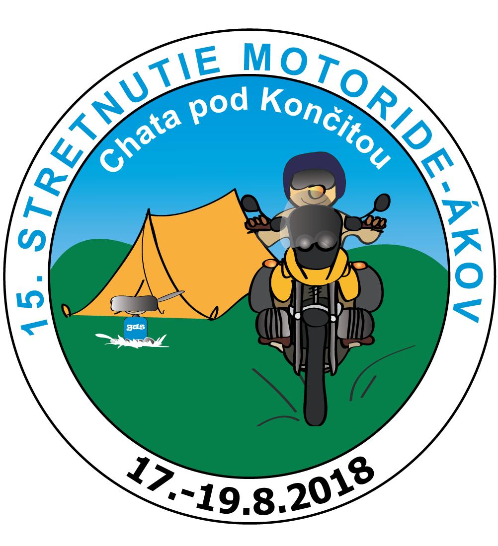 Motoride stretnutie 2018