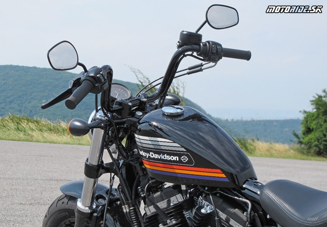Harley-Davidson Sportster XL 1200XS Forty-Eight Special 2018