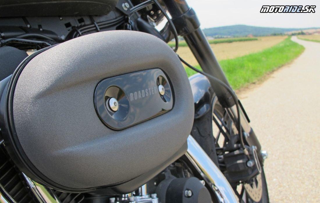 Harley-Davidson Sportster XL 1200CX Roadster 2018