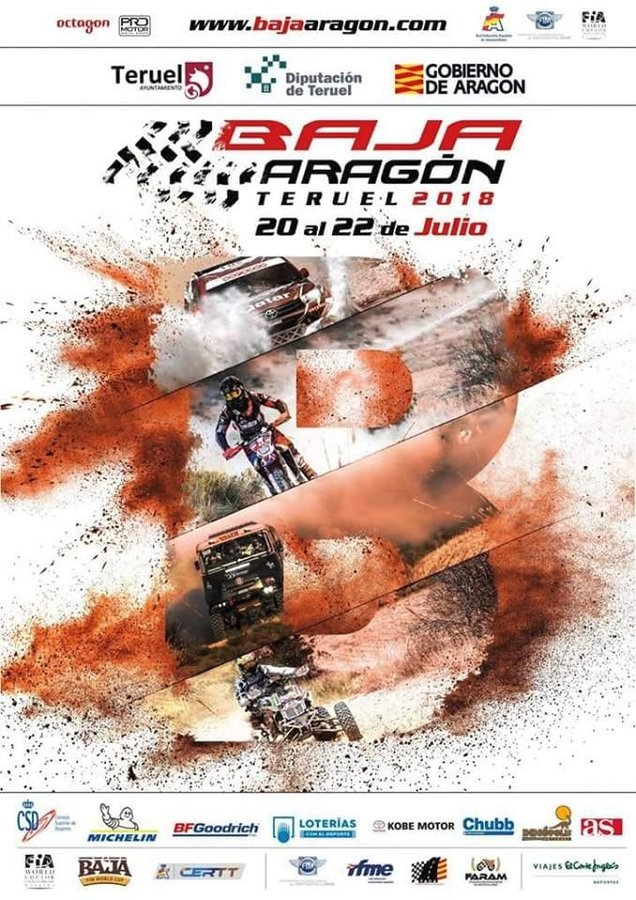 Baja Aragon Spain 2018