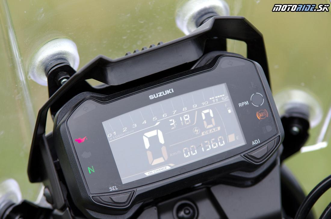 Suzuki V-Strom 250 2018