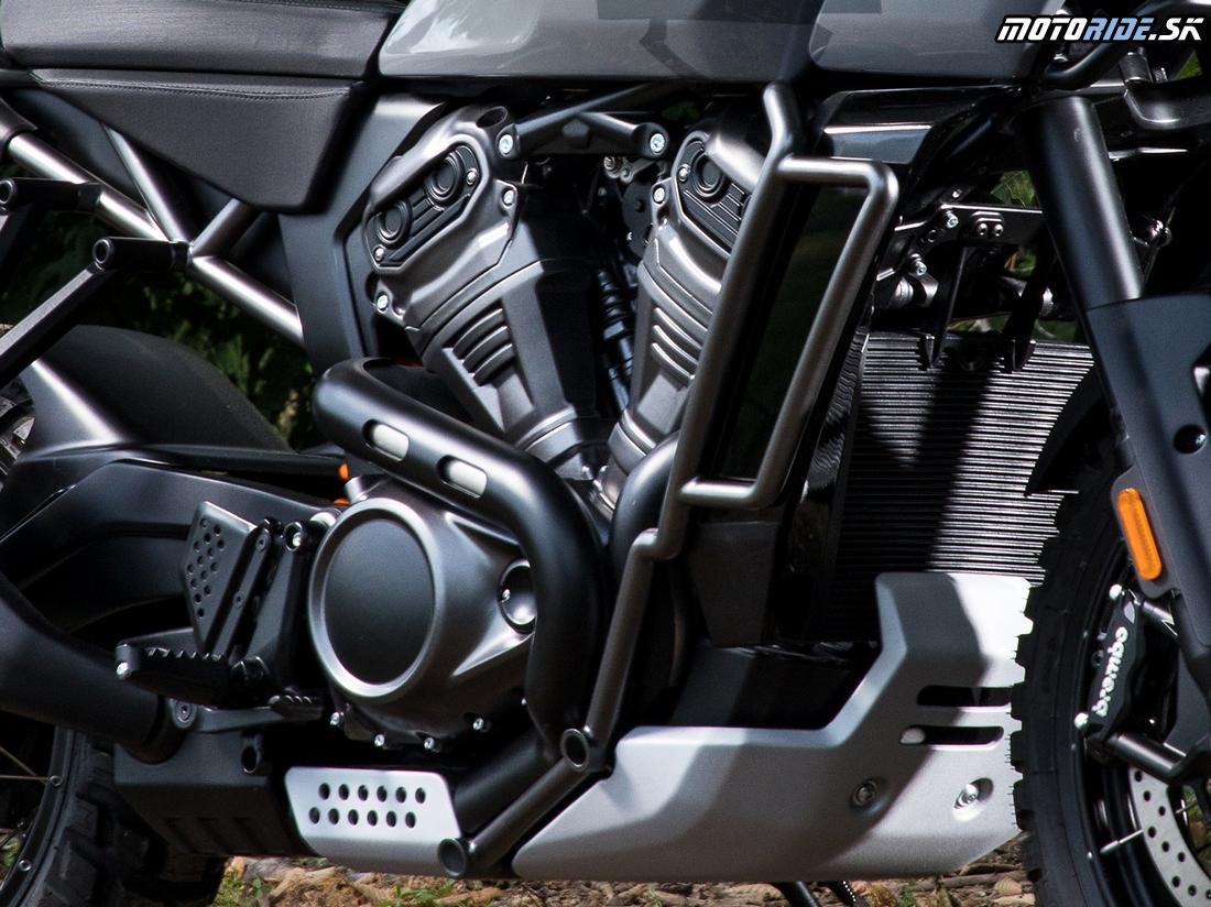 Harley-Davidson™ Pan America™ 1250 - Prvý motocykel Harley-Davidson v kategórii Adventure Touring plánovaný na rok 2020