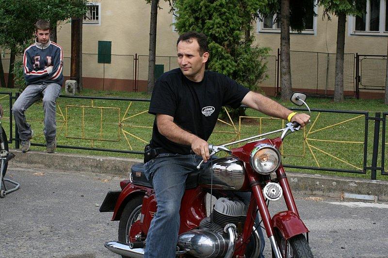 Minulý ročník Haličskej motorkárne