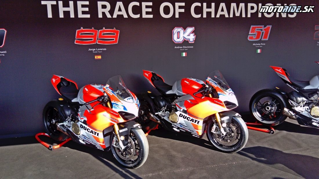 World Ducati Week, Misano