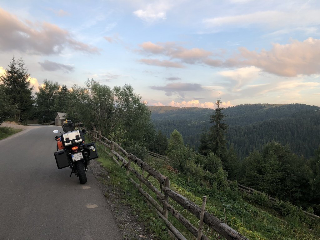 Cestou necestou za gruzínskymi šotolinami 2018