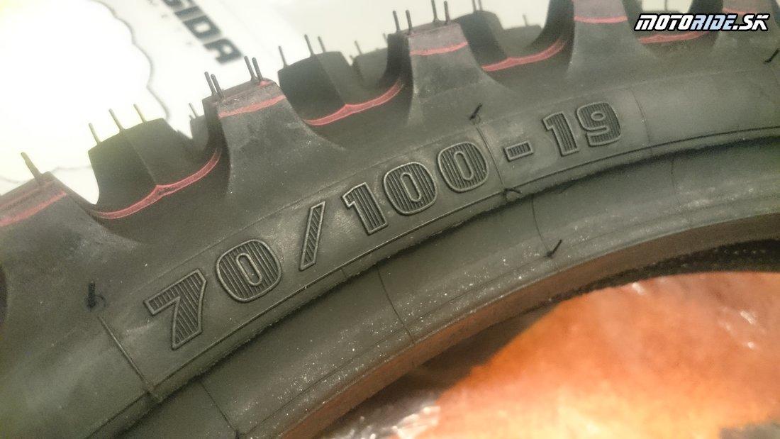 Rozmer - motokrosová pneumatika - Označovanie moto pneumatík - význam, rozmery, indexy nosnosti, rýchlosti
