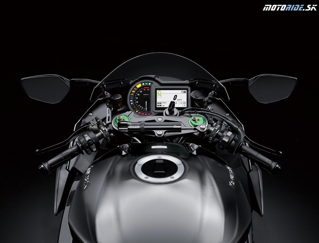 Kawasaki Ninja H2 2019 - bude vám 231 koní dosť!?