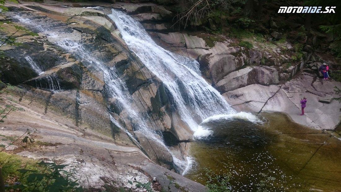 Mumlavský vodopád  - Bod záujmu