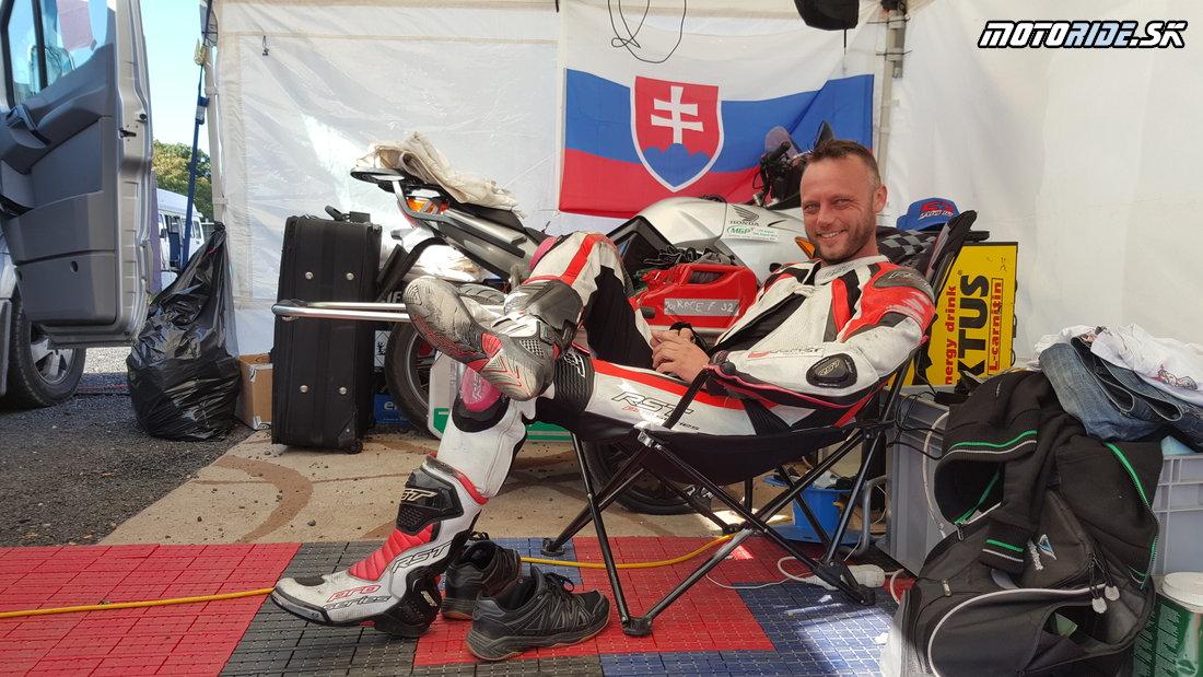 Je to tam! - NAŽIVO: 20-te miesto v Manx GP Junior - Miro Laki Sloboda na ostrove Man