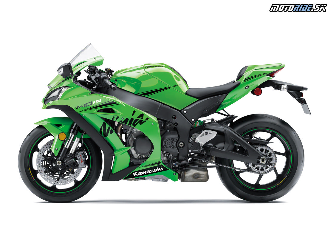 Kawasaki Ninja ZX-10RR 2019