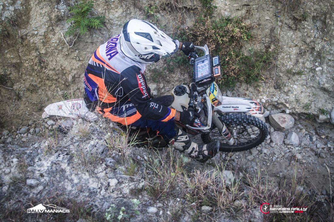Vlado Oboňa - Serres Rally 2018