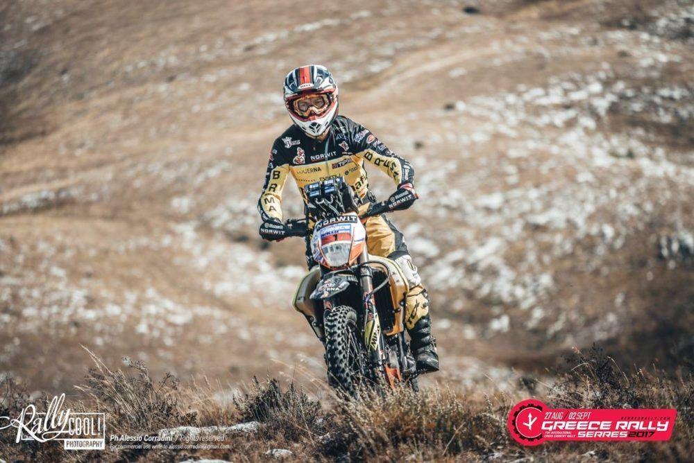 Štefan Svitko - Serres Rally 2018