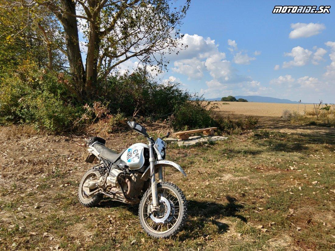 Príprava roadbooku - Motoride XL Enduro Rally 2018, Tuhrina, Slanské vrchy