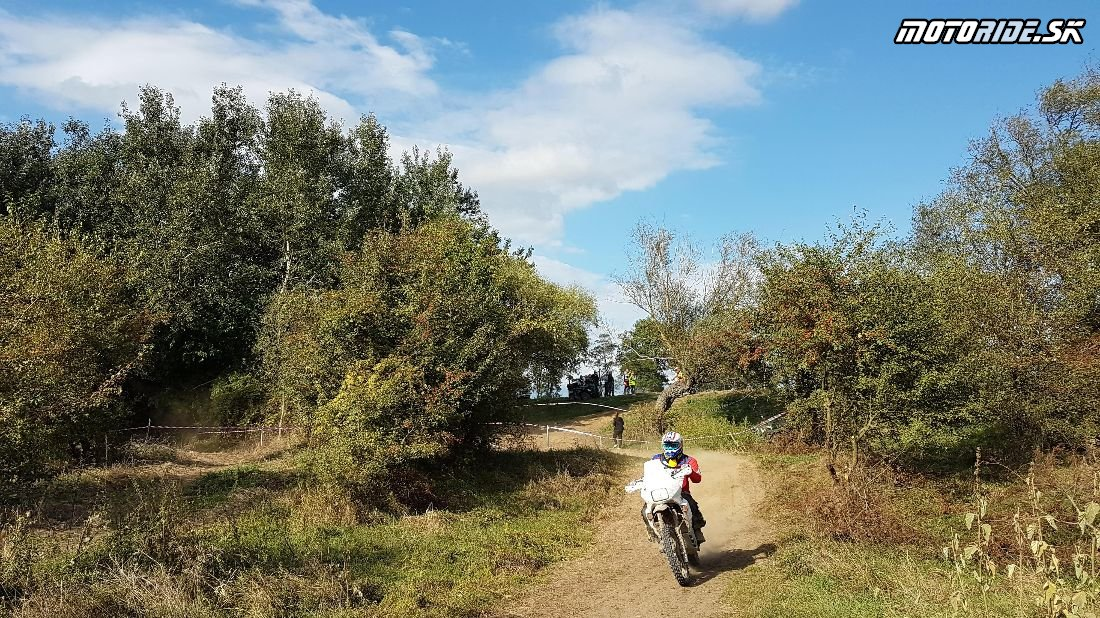 Motoride XL Enduro Rally 2018, Tuhrina, Slanské vrchy