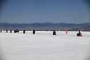Bonneville Salt Flats International Speedway, USA - Bod záujmu
