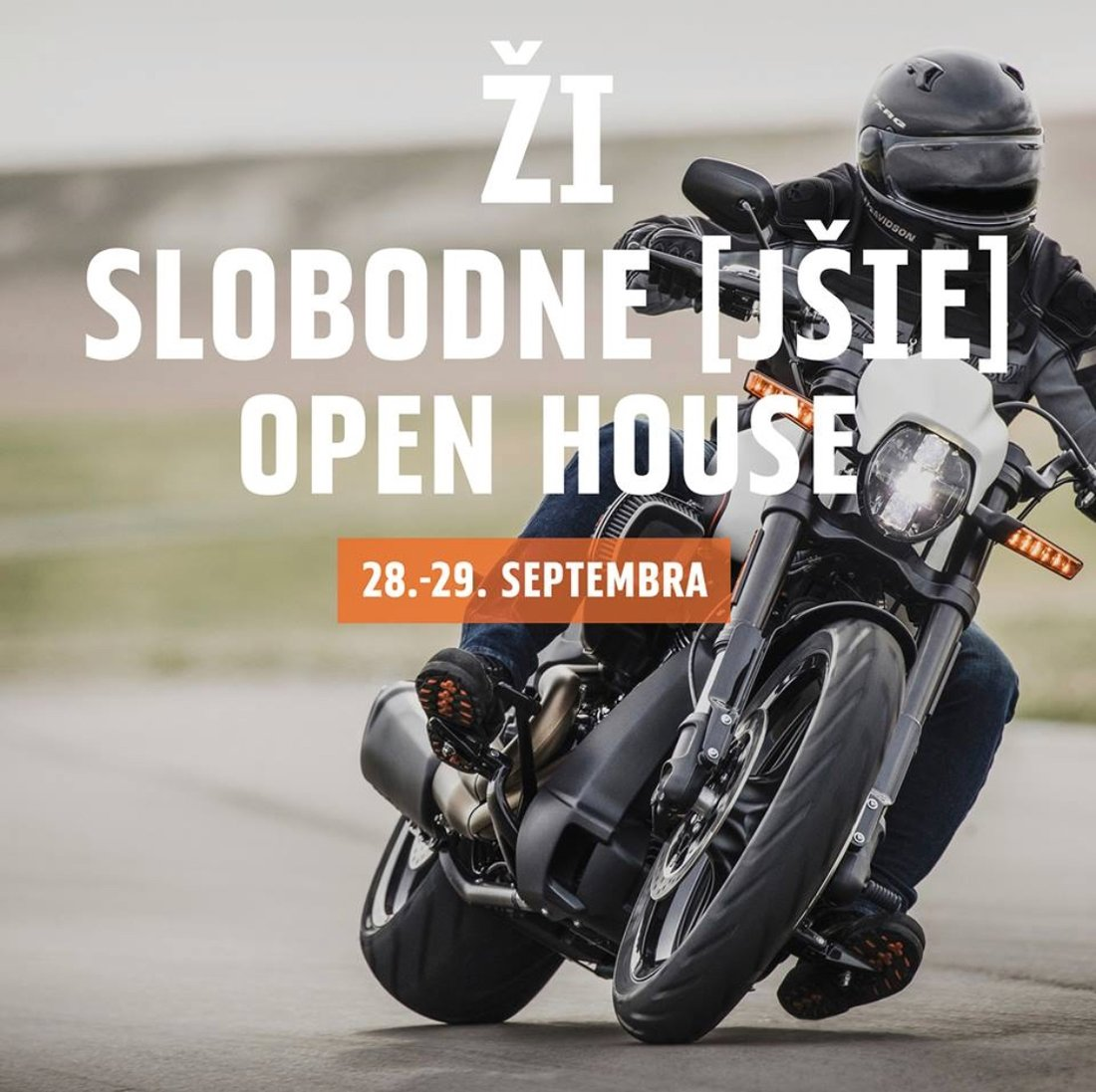 fd3a8f4ac Pozvánka: Ukončenie sezóny 2018 + Open House H-D v Motoshope Žubor: motoride .sk
