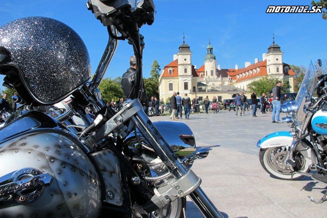 Distinguished Gentleman's ride 2018, Bratislava