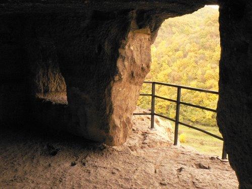 Skalný kláštor Krepča, Bulharsko - Bod záujmu