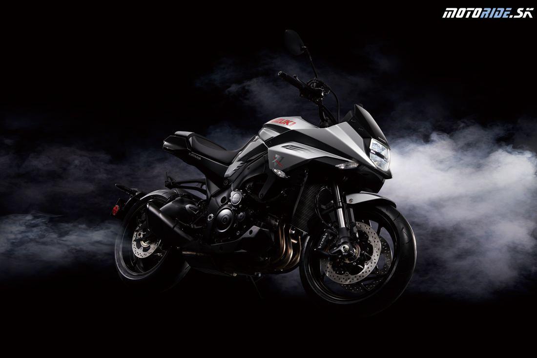 Suzuki Katana 1000 2019