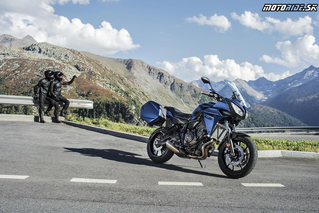 Yamaha Tracer 700GT 2019