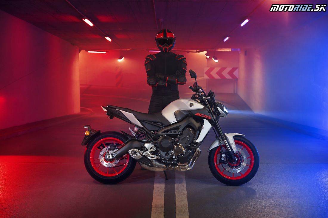 Yamaha MT09 2019