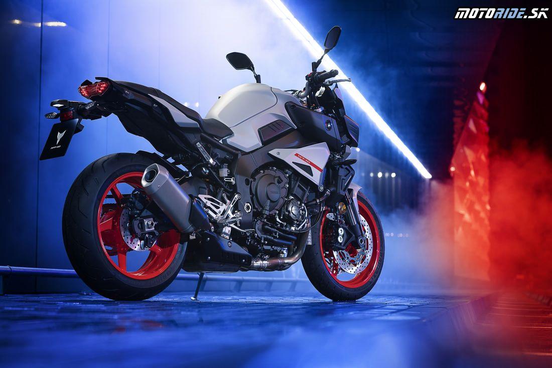 Yamaha MT10 2019