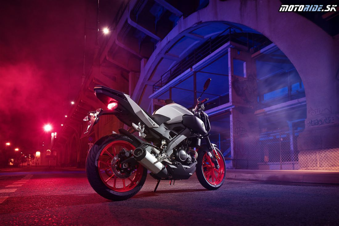 Yamaha MT125 2019