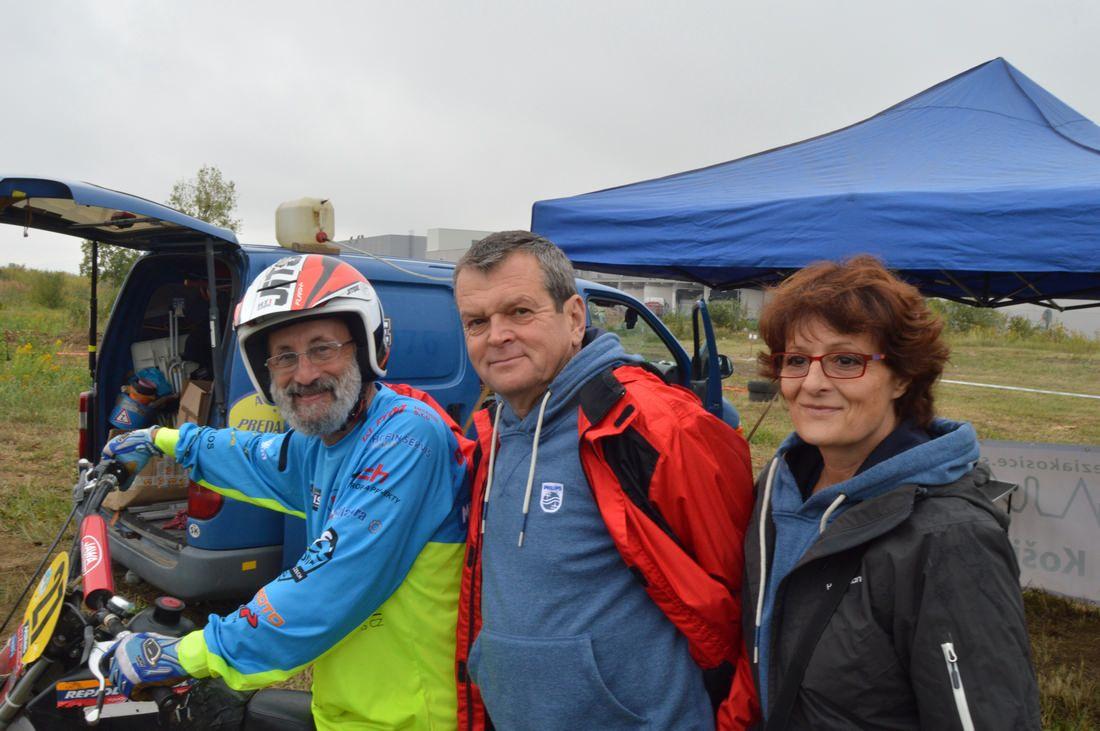 Pionier cross - Optima Košice 23.9.2018
