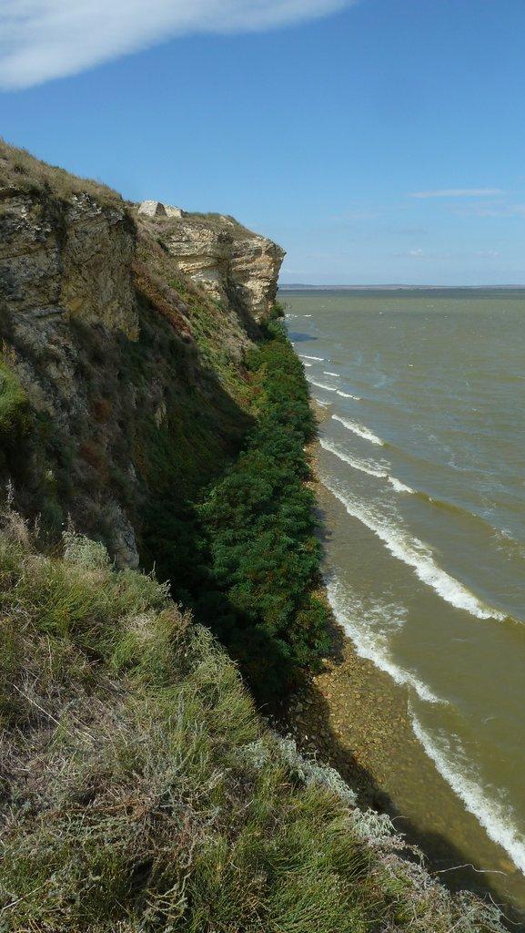 rumúnske útesy, Rumunsko - Bod záujmu