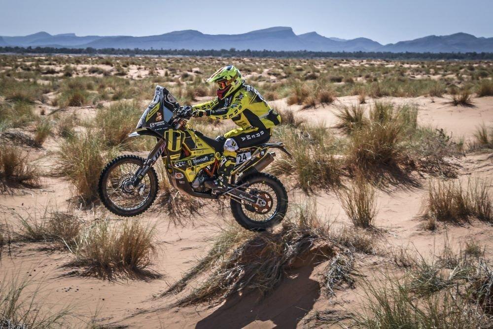 Štefan Svitko - Rallye du Maroc 2018