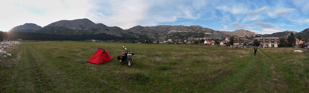 Čierna Hora - stanovanie