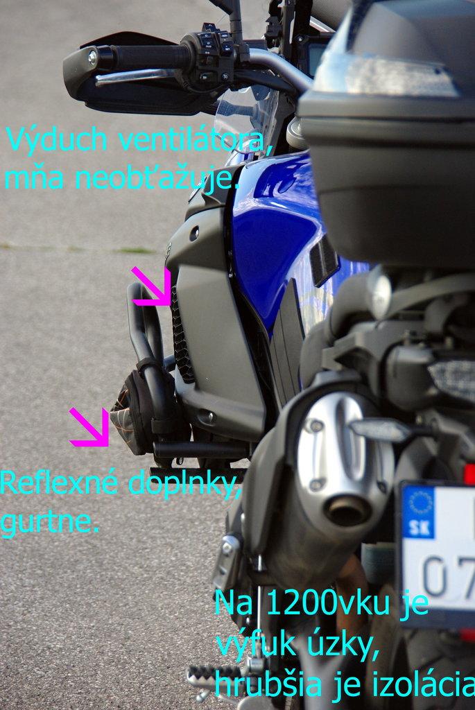 Yamaha XT1200Z Super Ténéré 2018