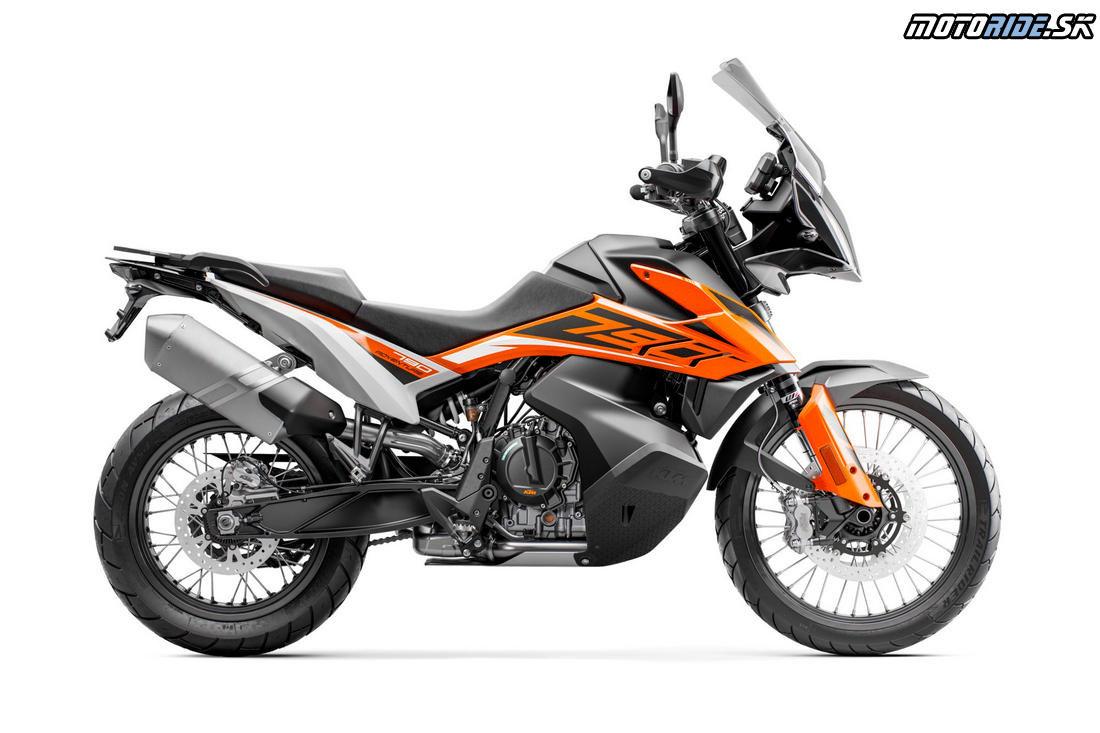 KTM 790 ADVENTURE Orange 2019