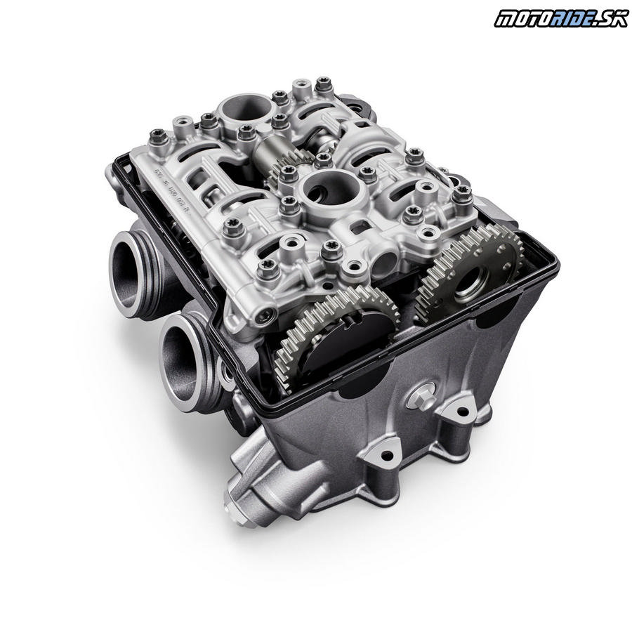 Hlava motora - KTM 790 ADVENTURE 2019