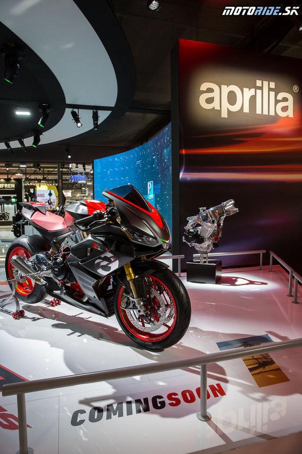 Aprilia RS 660  4