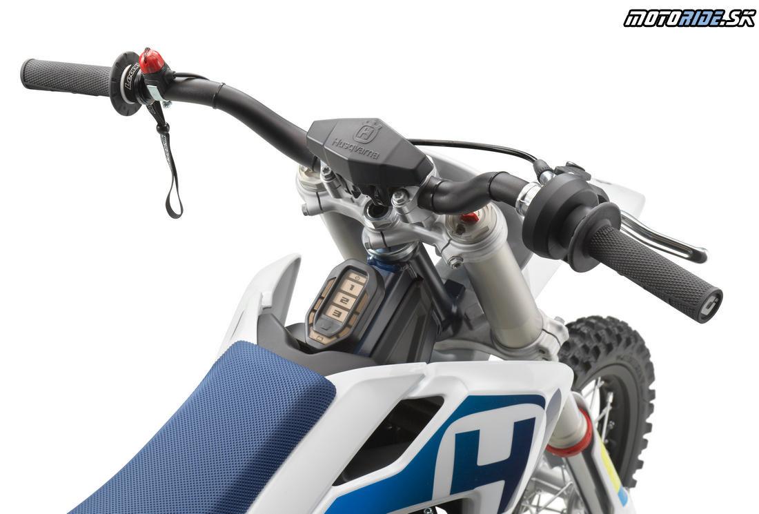 Husqvarna EE 5 2019 - elektro minibike