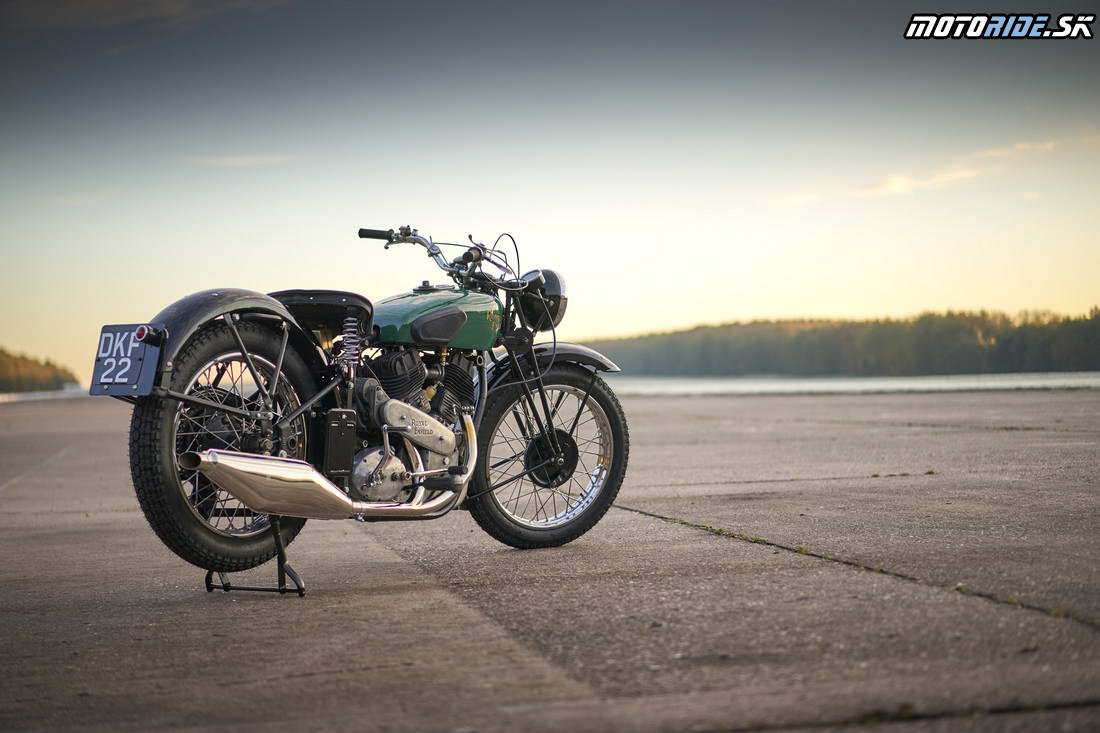 Royal Enfield KX Hero 1938