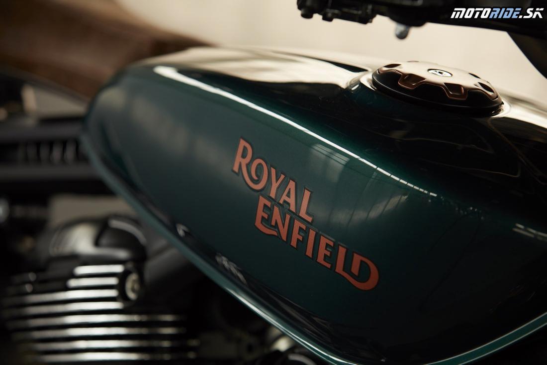 Royal Enfield KX koncept