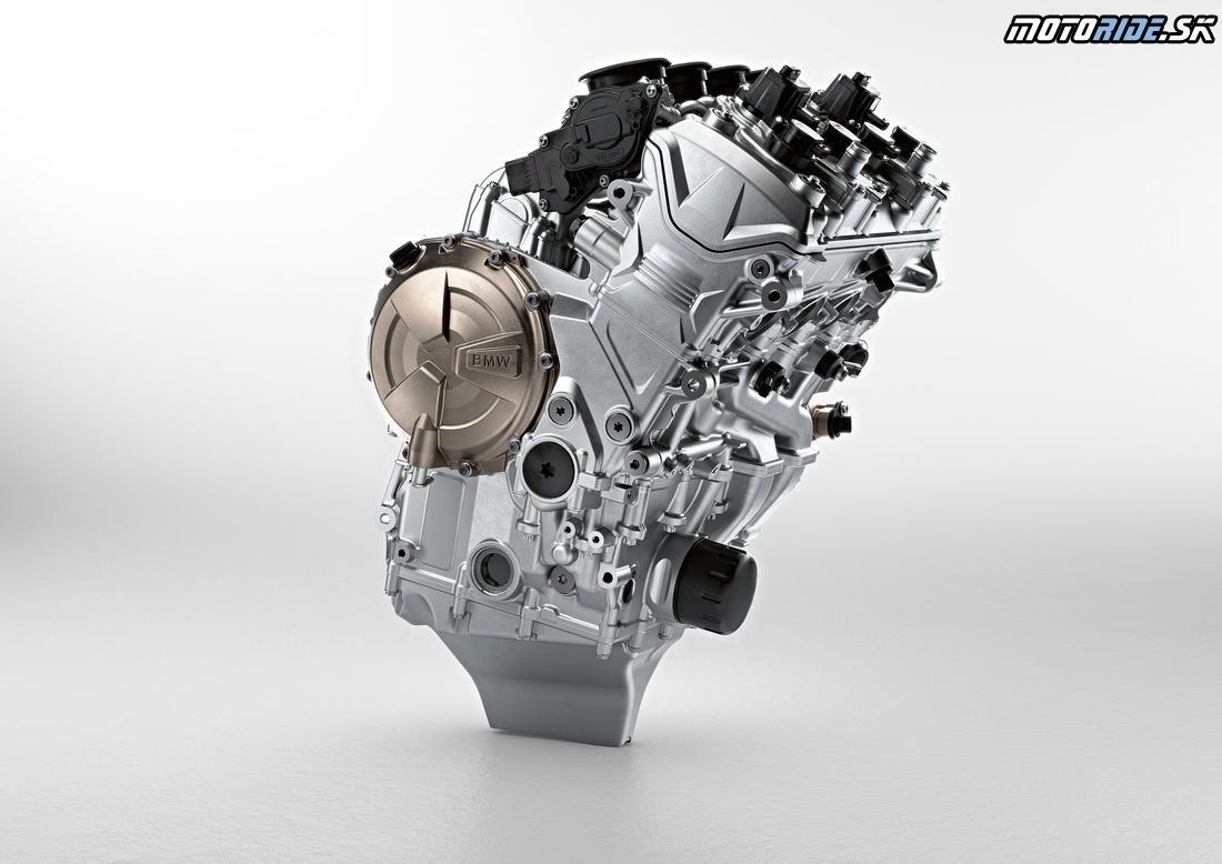 BMW S 1000 RR 2019 s variabilným časovaním ShiftCam