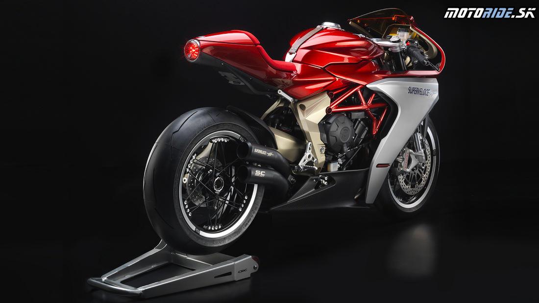 MV Agusta koncept Superveloce 800 2019